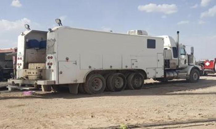 2011 Western Star Pump Down Unit w/ Cable, Loggin System, & Accessories