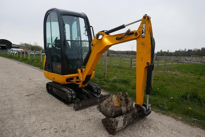 Used 2012 JCB 8014 CTS