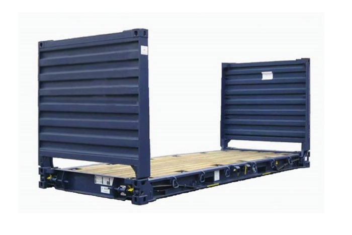 "20 'Container 8'6 ""Collapsible"