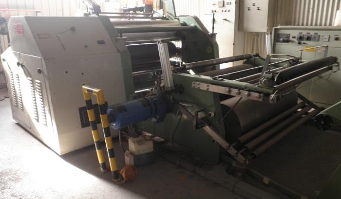 EMBOSSING MACHINE COLOMBO