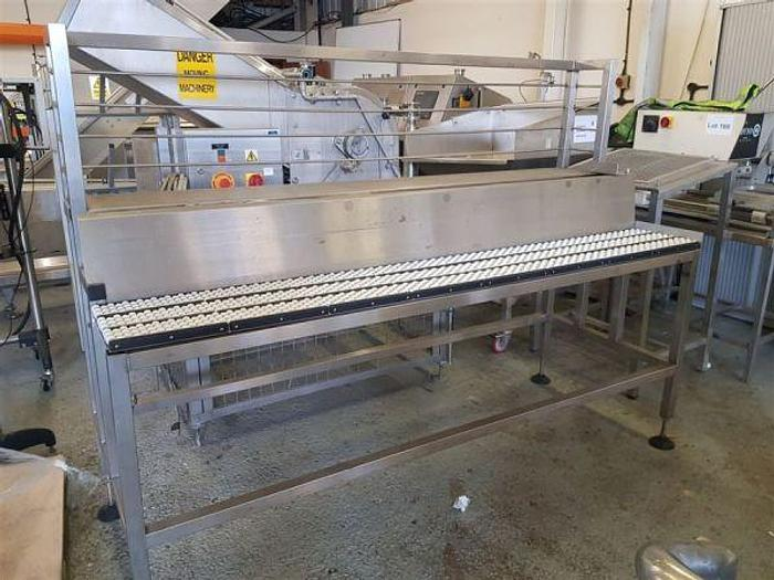 Used Stainless Steel Packing Station