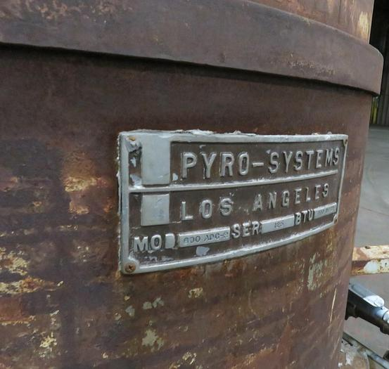 PYRO - SYSTEMS 600 ADO- R (On Hold)