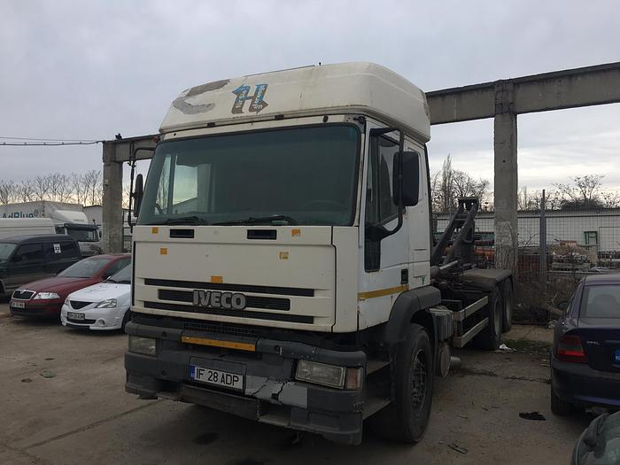 1998 Iveco EUROSTAR 260E42  6x4  ON CHASSIS