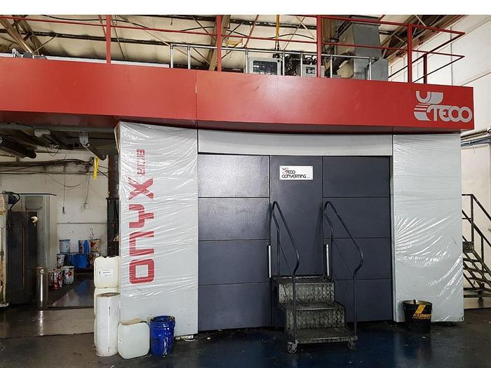 2012 UTECO ONYX 808   - 8 col. 1200 mm (gearless)