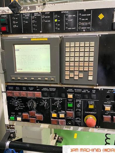 2000 Ikegai VT1100 (Original CNC VTL)