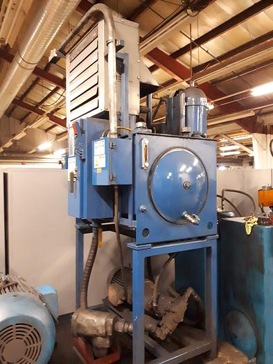 Used PARKER Hydraulic Power Packs
