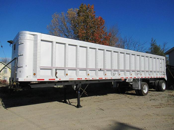 Used 2001 RAVENS END DUMP TRAILER