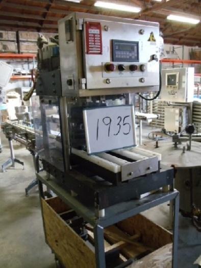 4588-1 Raque Laboratory Heat Sealer For Trays #1935