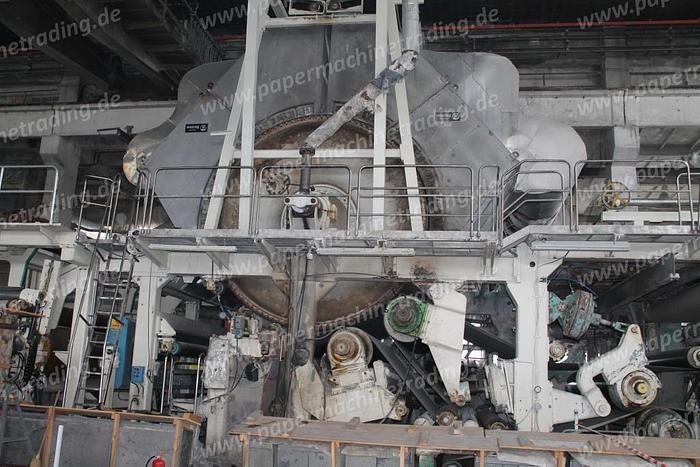 (PMT-50) - Tissue Paper Machine - VOITH - 4200 mm