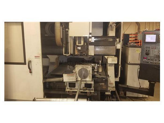 2007 2500 Watt Mazak Space Gear-U44 CNC Laser