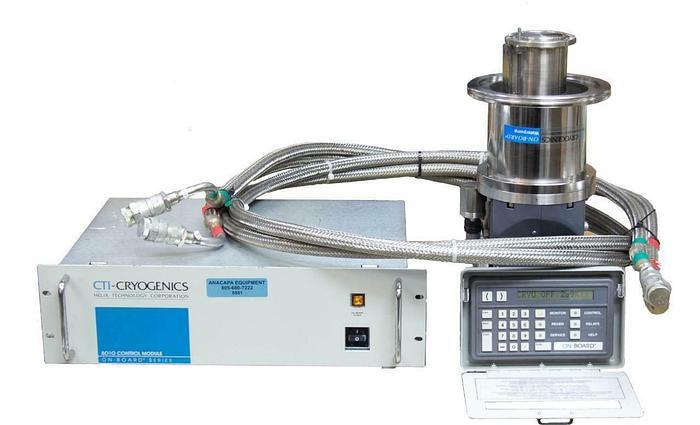 Used CTI-Cryogenics On-board Water Pump 8120937G001 w/ Controller Module USED (8981)R