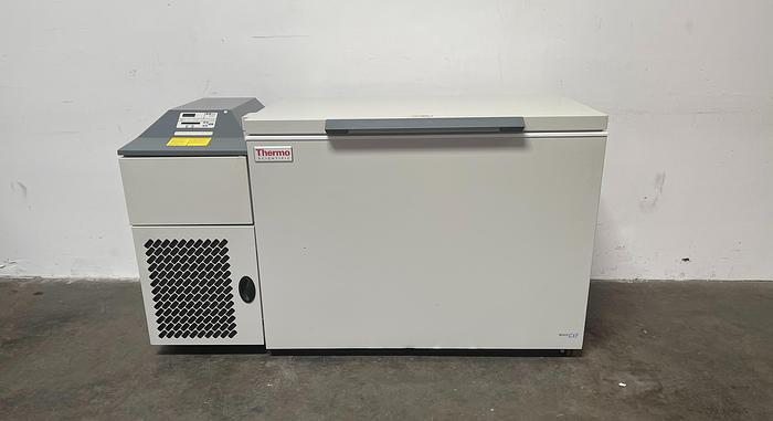 Used Thermo Scientific Revco CxF 5815 -86C Laboratory Chest Freezer 12.7 Cu, Ft 120V