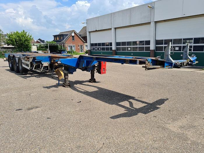 Used 2007 Pacton T3-010 45ft Multi APK: 30-10-2021