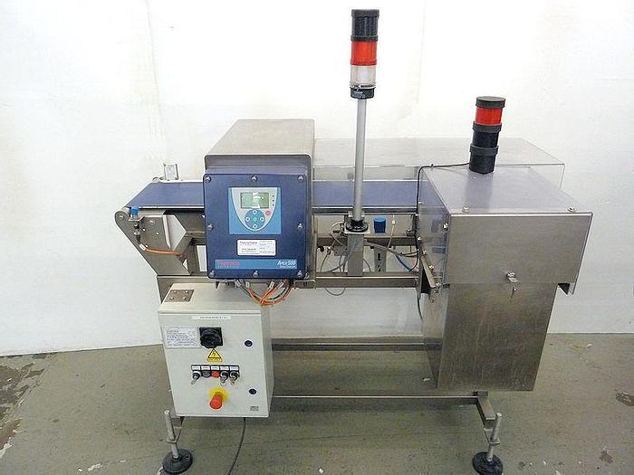 Used U 14423 E - Metal Detector THERMO SCIENTIFIC APEX 500 for Cartons