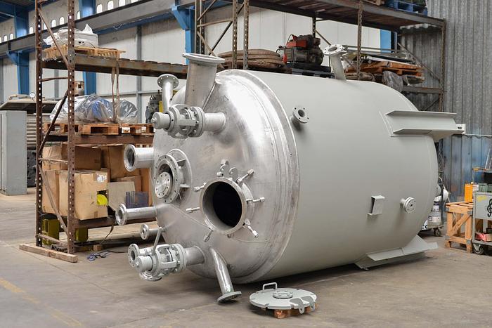 Usata Reattore ASHAI da 10.000 Litri