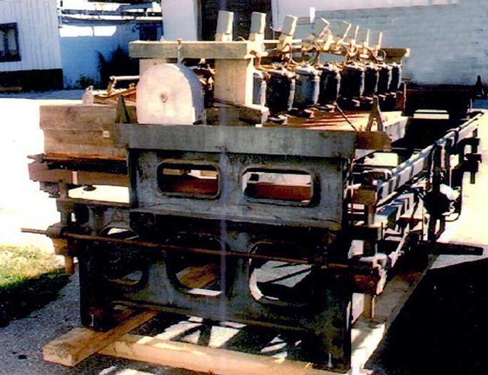 Used Minnesota Multi-Spindle Carver