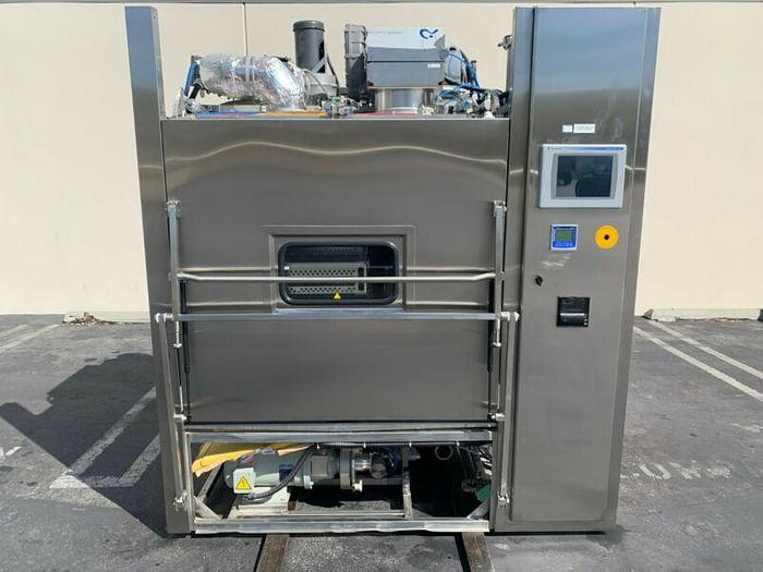 Used Steris Reliance 680 Pharmaceutical Grade Parts Washer 3PH/480V Manf: 2009