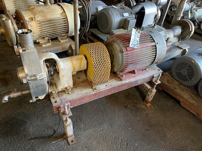 "Used Coker 4"" x 3"" Centrifugal Pump"