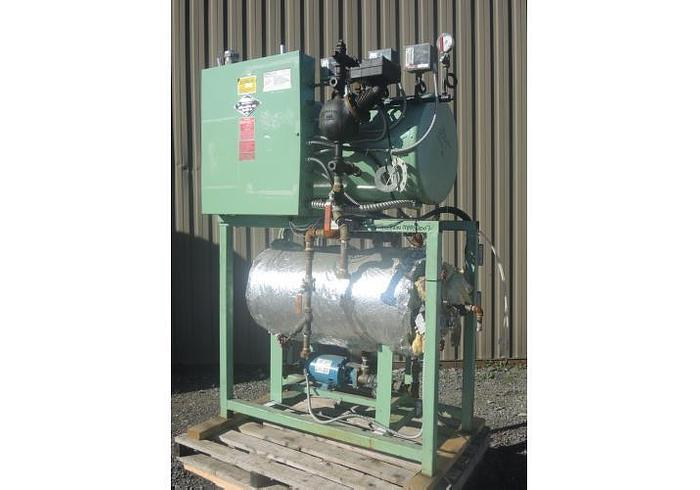 USED BOILER, STEAM ELECTRIC BOILER, 72 KW