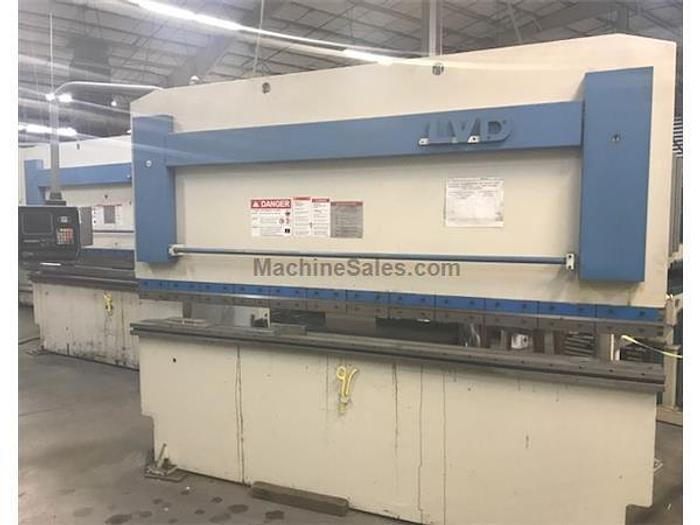 1997 150 Ton x10' LVD CNC Hydraulic Press Brake