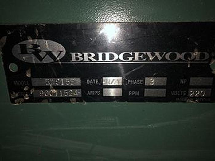 Bridgewood DWS15B Wide-Belt Sander