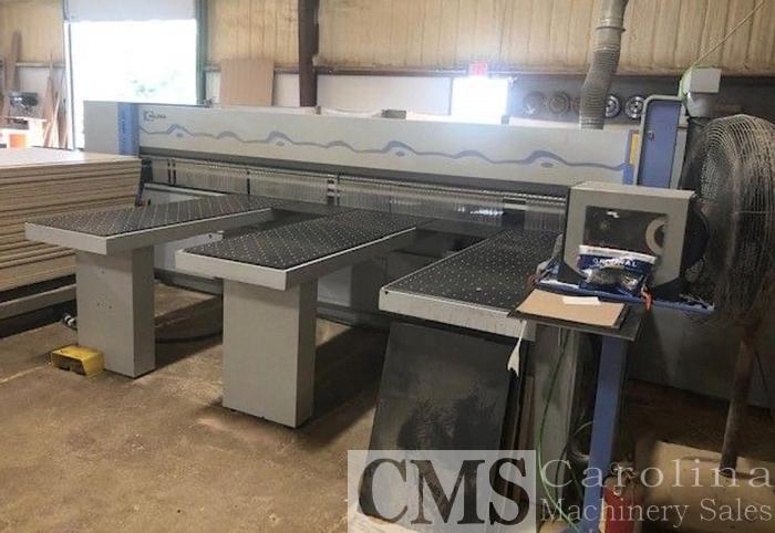 Used 2013 Holzma HPP 250 Panel Saw