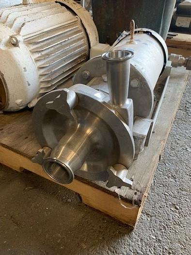 "Used Fristam 2"" x 1.5"" Centrifugal Pump Model FPX731-175"