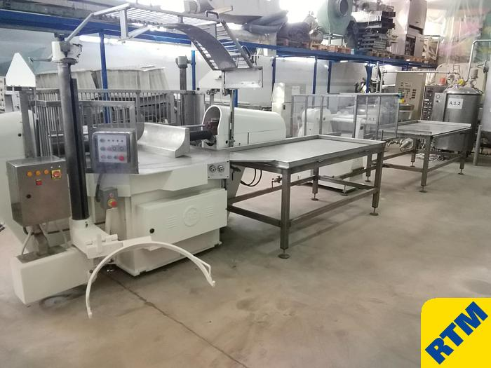 Used Hard Candy Forming Line
