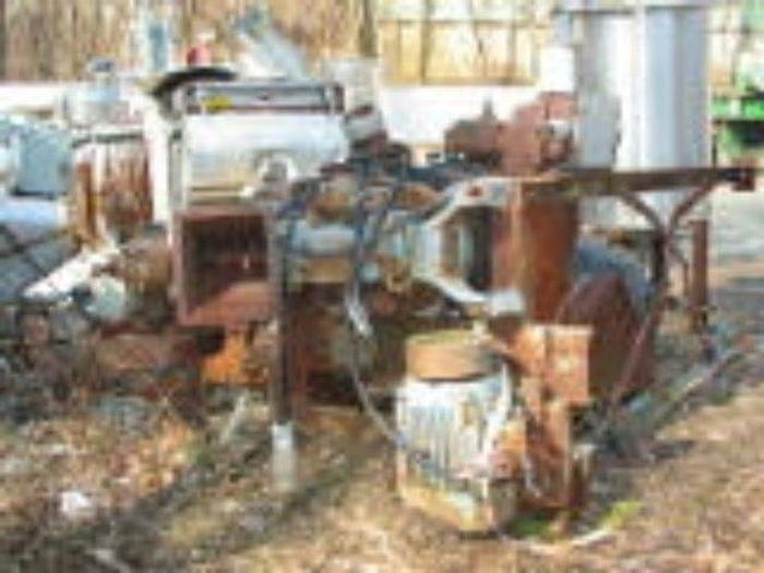 Used 1 SI MIKRO PULVERIZER – C/S 3HP
