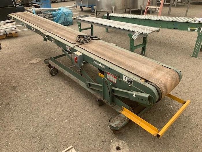 Used Hytrol Powered Case Conveyor