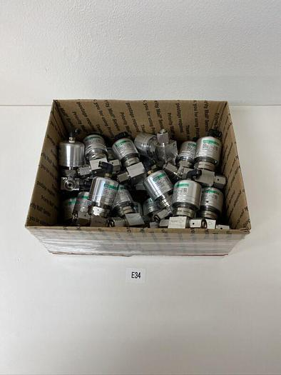 Used *Lot Of 28* CKD AGD11-8R-5 Air Valve Warranty Fast Shipping!