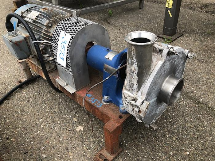 Used Tri-Clover 3EHME- Centrifugal Pump