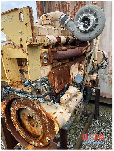 Used Item 0915 : Cummins QSK19 Engine