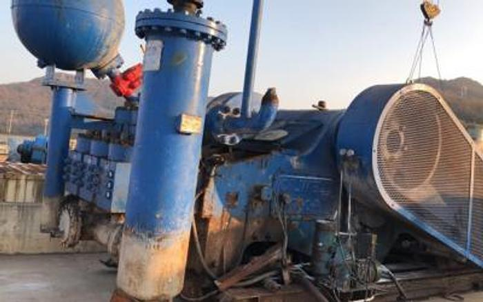 Oilwell Mud Pumps A1700