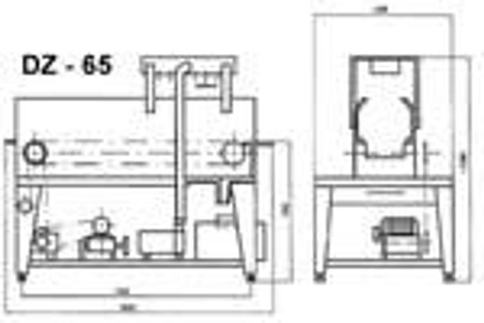 Używane Dozownica do zalewy DZ - 65