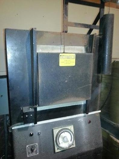 KH HUPPERT Model 12DFMPC1F Furnace Type ST, 2000 degree