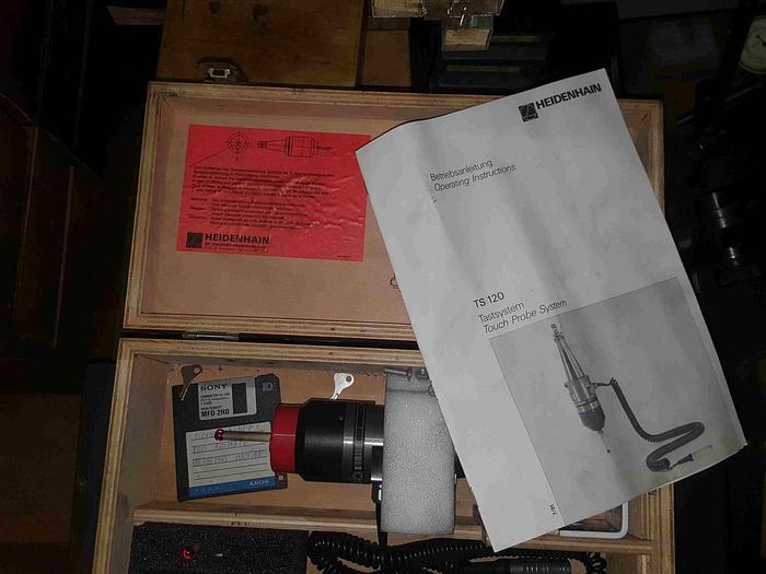 TASTATORE HEIDENHAIN TS 120 - ISO 40
