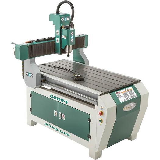 "Grizzly G0894 - 24"" x 36"" CNC Router"