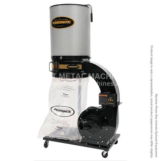 POWERMATIC PM1300TX-CK Dust Collector 1-3/4 HP 1PH 115V 100 Year Limited Edition 1791079KG
