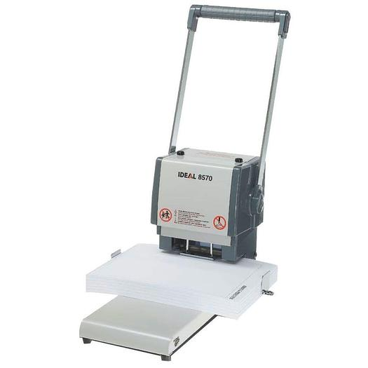 IDEAL 8570 Heavy Duty 2-Hole Paper Punch