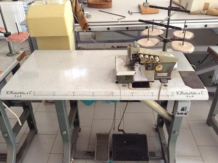 Gebraucht Overlockmaschine RIMOLDI  KL 327- 2 Nd./4 Fd.