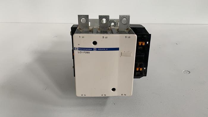 Telemecanique LC1 F265