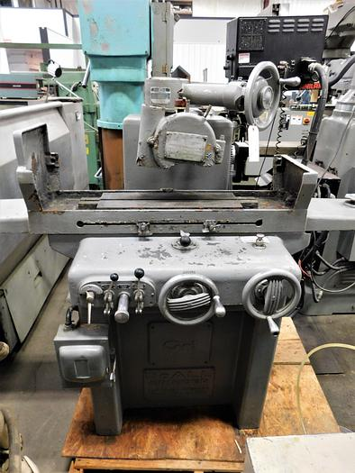 """Used DoAll Hydraulic 6"""" x 18"""" Surface Grinder G-1"""