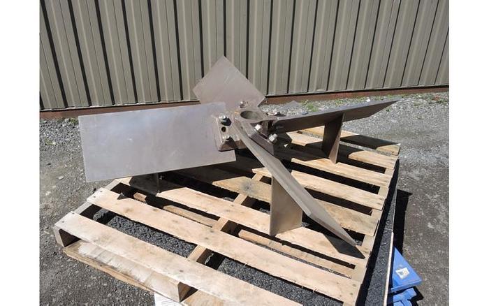 Used USED MIXER, STAINLESS STEEL PROPELLER, 52'' DIAMETER