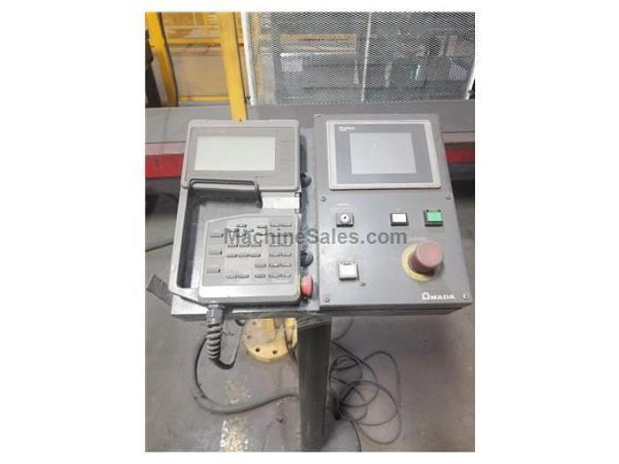 2000 138 Ton Amada Astro-100 FBD-III-1253 CNC Robotic Press Brake
