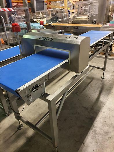 Gebraucht gebr. Metalldetektor OCS Type MN-5.1-CI-500/125 Type MN-5.1-CI-500/125 Baujahr 2009