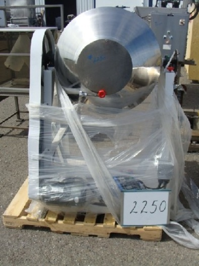 Stainless Steel Double Cone Mixer #2250