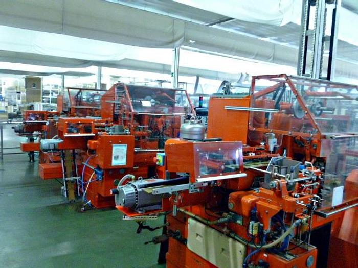 SAPAL TD CHOCOLATE BAR PACKING LINE