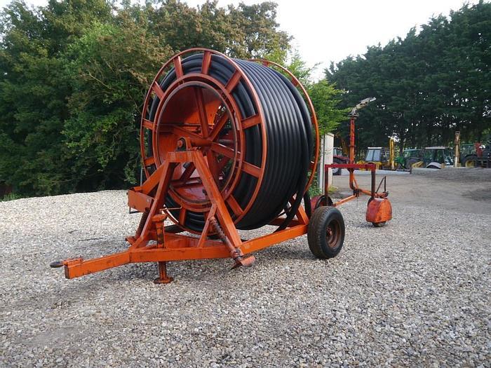 Used Irrifrance Irrigation Reel