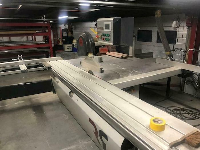 Used ROBLAND NZ 3800
